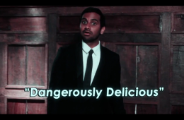 Aziz Ansari Dangerously Delicious Stand Up Special