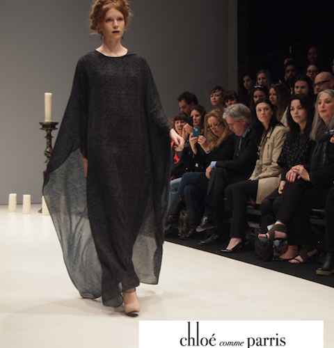 Chloe Comme Parris Fall Winter 2012 at World Mastercard Fashion Week