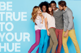 Gap Coloured Denim Contest