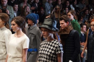 Joe Fresh Fall Winter 2012 at World Mastercard Fashion Week