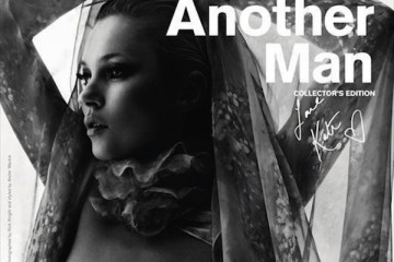 Kate Moss for Another Man Spring Summer 2012