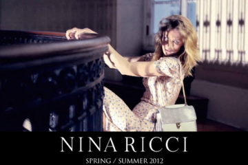 Nina Ricci Spring Summer 2012 Behind the Scenes