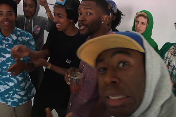 Odd Future Oldie Music Video