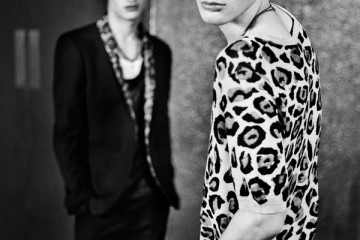 TOPMAN AAA Spring Summer 2012 Campaign