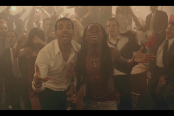 Drake HYFR Lil Wayne Music Video