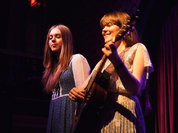 First Aid Kit at The Great Hall Toronto April 2012