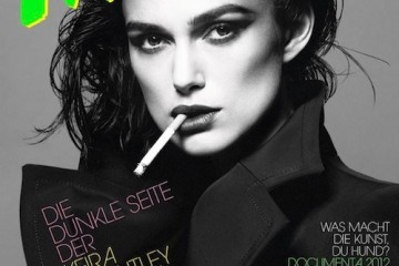 Keira Knightley for Interview Germany May 2012