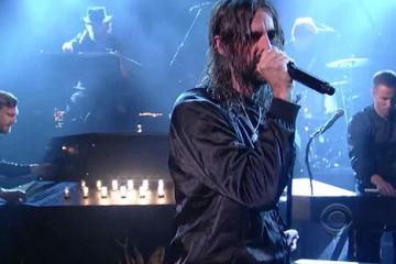 Miike Snow Paddling Out on Letterman