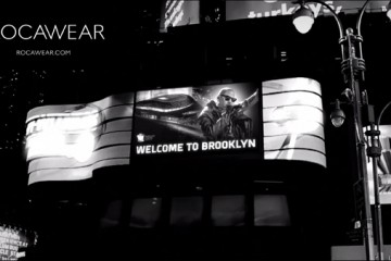 Rocawear Presents JAY-Z From Marcy to Barclays Commercial