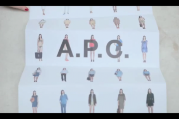 A.P.C. 25th Anniversary Film