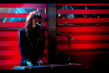 Beach House performs Lazuli on Later With Jools Holland