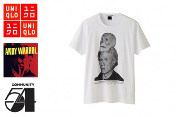 Community 54 Toronto Uniqlo x Andy Warhol Collection