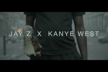 Jay-Z  Kanye West No Church in The Wild Frank Ocean Music Video
