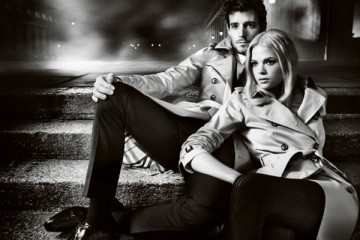Burberry Fall Winter 2012 Ad Campaign
