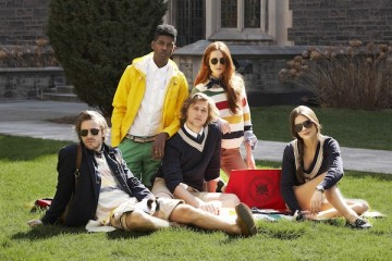 Hudson's Bay Company Spring Summer 2012 Collection
