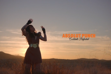 Little Dragon Absolut Vodka Music Video