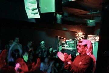 Omar Souleyman at Wrongbar in Toronto