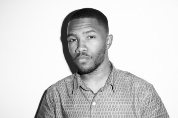 Frank Ocean shot by Terry Richardson
