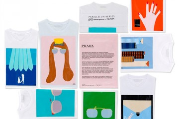 Prada x Vahram Muratyan T-shirt Collection