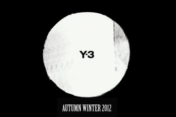 Y-3 Fall-Winter 2012 Campaign