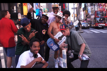 Odd Future Noisey 24 Hours in New York Take Over Video