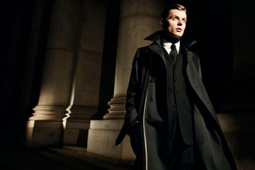 Dior Homme Shadow Fall Winter 2012 Campaign
