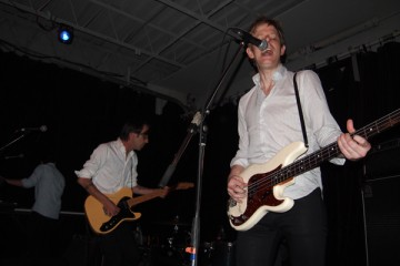 Live Music   Divine Fits at Il Motore, Montreal