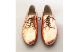 Verlain Copper Brogues