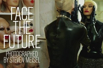 Vogue Italia September 2012 Face the Future