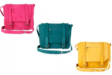 Gap Suede Satchels