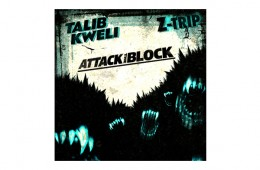 Talib Kweli Z-Trip Attack The Block Mixtape Thumbnail