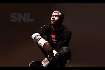Frank Ocean Thinkin Bout You  Pyramids on SNL