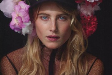 Dree Hemingway for Muse No.31 Fall 2012