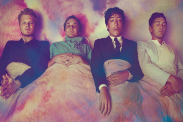Grizzly Bear Yet Again by Emily Kai Bock Music Video
