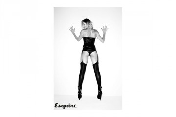 Cameron Diaz shot by Terry Richardson for Esquire UK Thumbnail