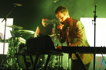 The Presets at Terminal 5 CMJ 2012
