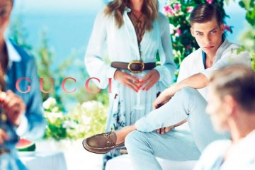 Gucci Resort Spring Summer 2013 Campaign
