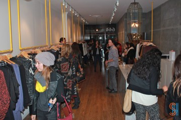 Sauvage Toronto Launch