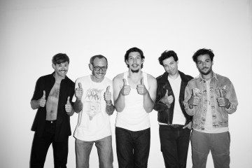 The Boys from Girls for GQ Style by Terry Richardson