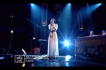 Bat for Lashes Laura Live on Later with Jools Holland