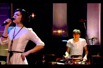 Bat for Lashes Oh Yeah Later With Jools Holland