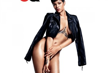 Rihanna for GQs Obsession of the Year 2012-4