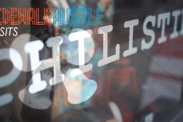 Sidewalk Hustle Philistine Video