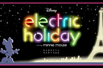 Barney's New York x Disney 'Electric Holiday' Video