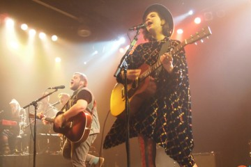 Of Monsters and Men Toronto Kool Haus Nov 15 2012
