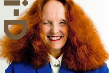 Grace Coddington for i-D Magazine Winter 2012