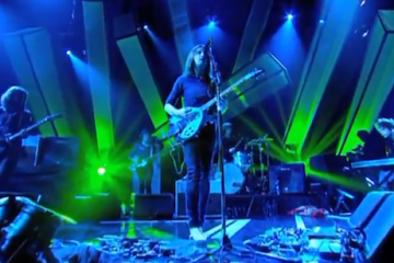 Tame Impala on Jools Holland