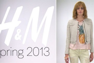 H&M Spring Summer 2013 Video loobook