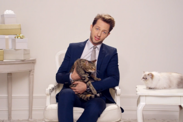 Eticat Lessons with Derek Blasberg for Juicy Couture