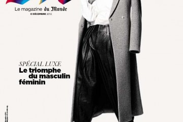 Karlie Kloss for M Le Monde December 9th 2012